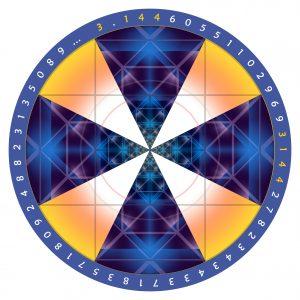 Jain 108 Sacred Geometry Decal
