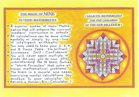 the magic of vedic mathematics The magic of vedic mathematics all the students nowadays use a calculator for working out even some of the easiest calculations you may wonder what the people did when there was no calculator well, in india there was vedic mathematics it originated from the vedas of hindu i am going to illustrate some examples of how vedic.