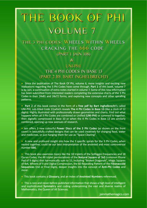 The BOOK Of MAGIC SQUARES, Volume 2 - Jain 108