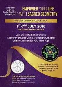 vedic mathematics and sacred geometry events